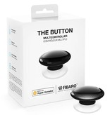 Fibaro The Button works with Apple HomeKit
