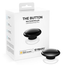 The Button met Apple HomeKit