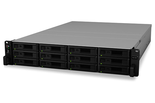 Synology introduceert Rackstation RS2418+/RS2418RP+