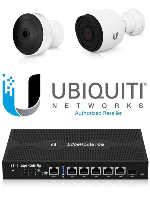 Nieuwe Ubiquiti UniFi & EdgeRouter producten beschikbaar!