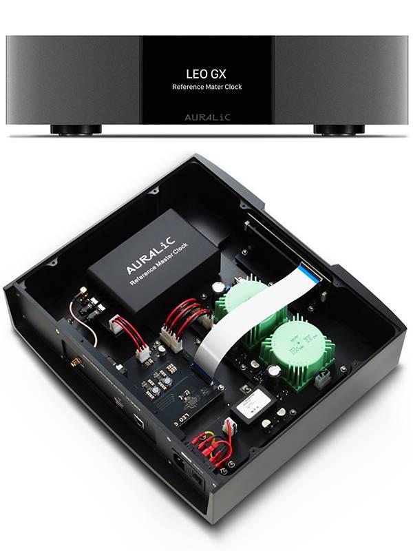 AURALiC onthult G1-versies van de ARIES en VEGA en introduceert de geheel nieuwe LEO GX Master Clock!