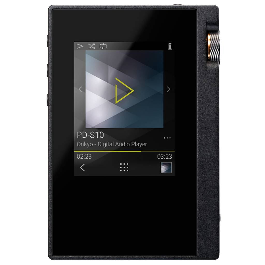 Onkyo PD-S10 Digital Audio Player