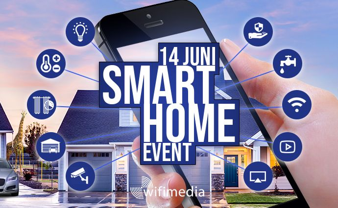 Smart Home Event bij Wifimedia