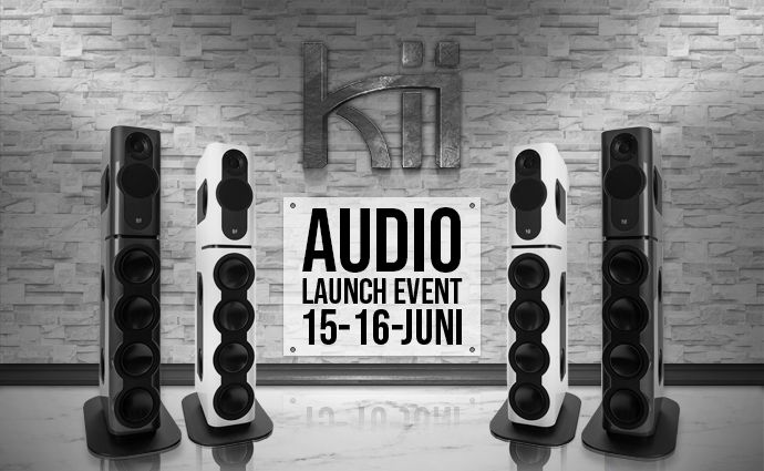 Kii Three BXT System Launch Event