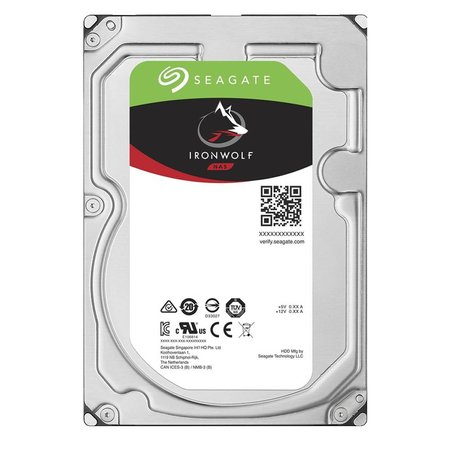Seagate IronWolf ST6000VN001 6 TB