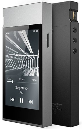 FiiO introduceert de M7 high-res lossless audiospeler!
