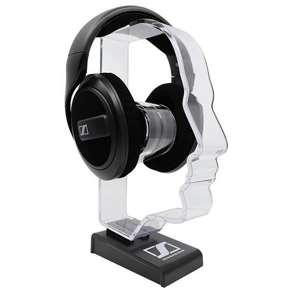 Gratis StashHead standaard bij Sennheiser HD-serie hoofdtelefoon!