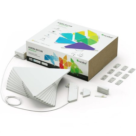 Nanoleaf Rhythm Smarter Kit