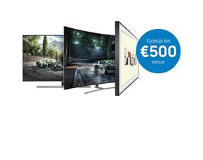 Samsung TV Promotie