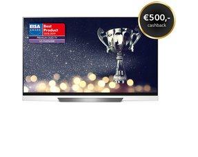 LG TV & Soundbar CashBack Promotie