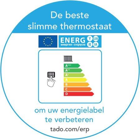 tado° Smart Thermostat - Starter Kit V3+