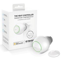 The Heat Controller works with Apple HomeKit