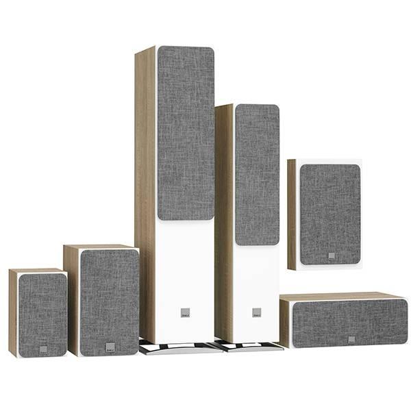 Dali introduceert nieuwe betaalbare Oberon speaker reeks.