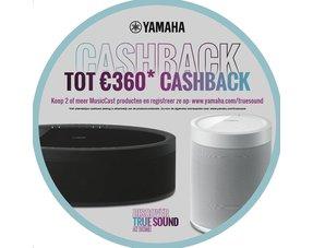 Yamaha MusicCast CashBack