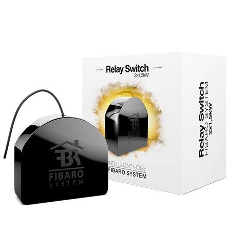 Fibaro Relay Switch 2x1.5KW
