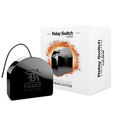 Fibaro Relay Switch 1x2.5KW