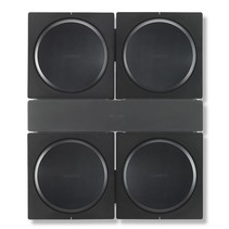 Wall Mount for 4 Sonos Amps