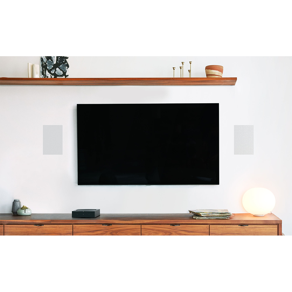 Sonos In Wall Speaker Pair Wifimedia