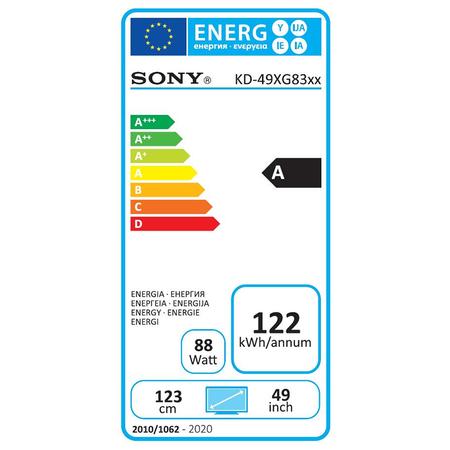 Sony KD-49XG8399