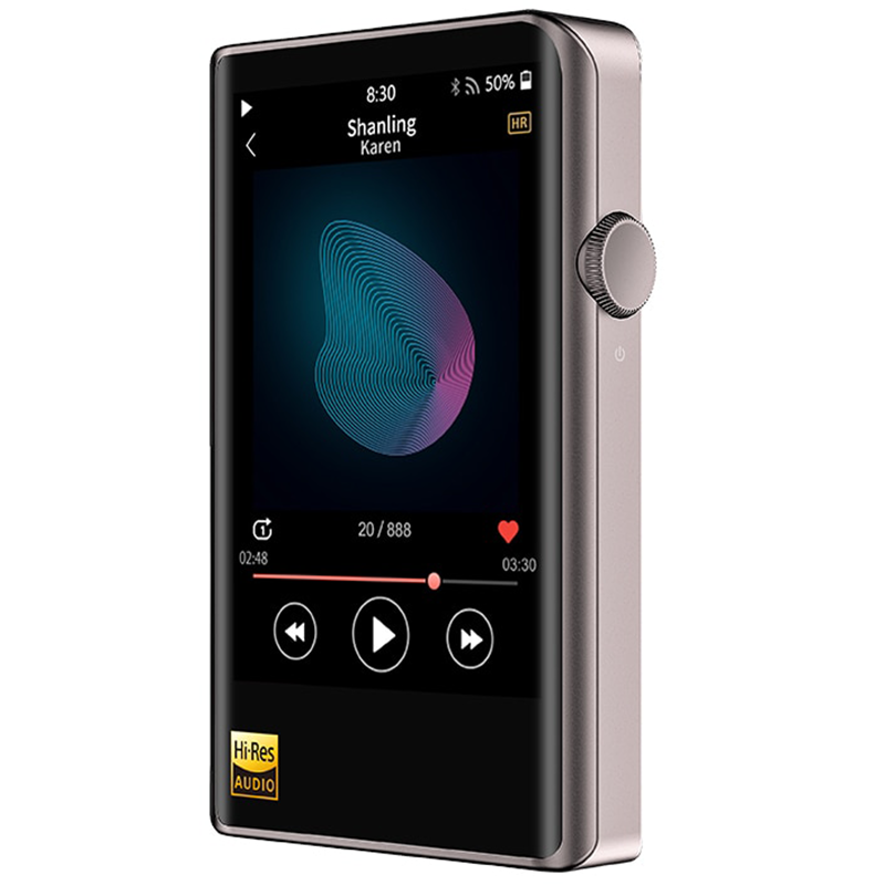 M2X Portable Music Player