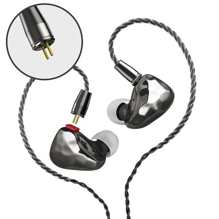 Ikko Audio Obsidian OH10 In-Ear Monitors