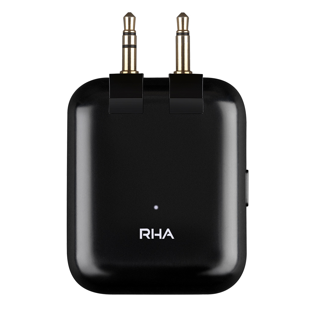 RHA Wireless Flight Adapter | Bluetooth 5 Audio Transmitter