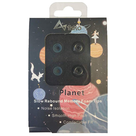 Ikko Audio i-Planet Memory Foam Eartips