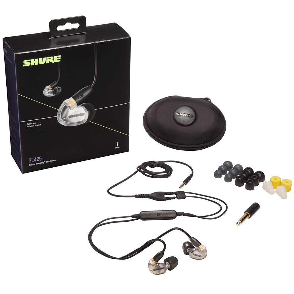 Shure SE425 Sound Isolating Earphones