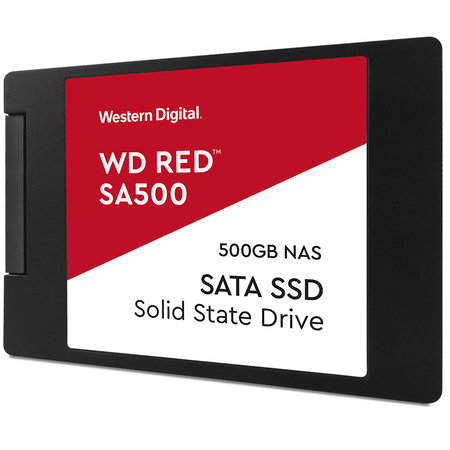 WD Red SA500 WDS500G1R0A 500 GB