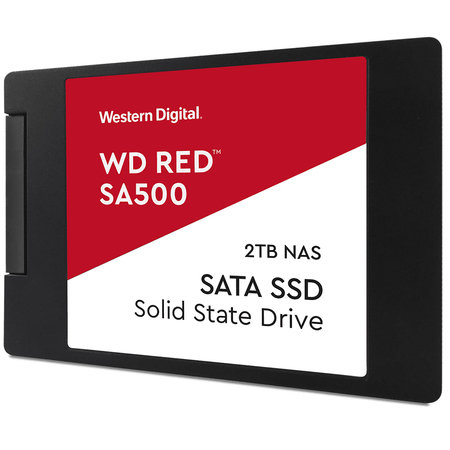 WD Red SA500 WDS200T1R0A 2 TB