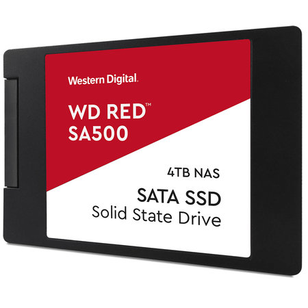 WD Red SA500 WDS400T1R0A 4 TB
