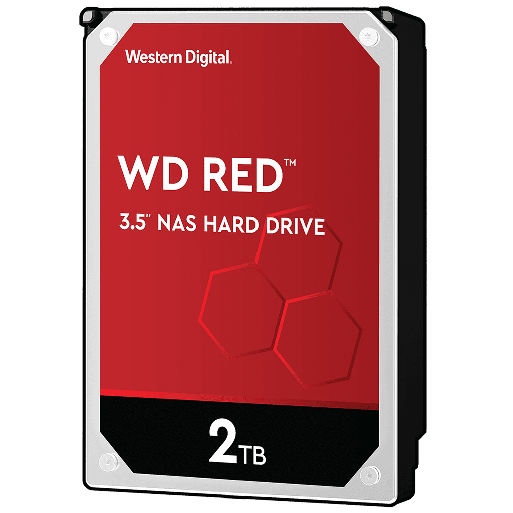 WD Red WD20EFAX 2 TB