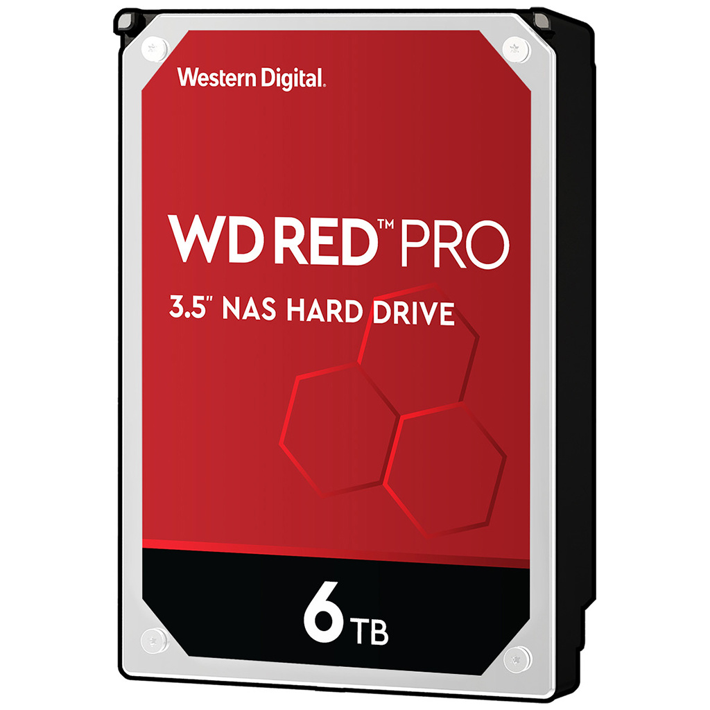 WD Red Pro WD6003FFBX 6 TB