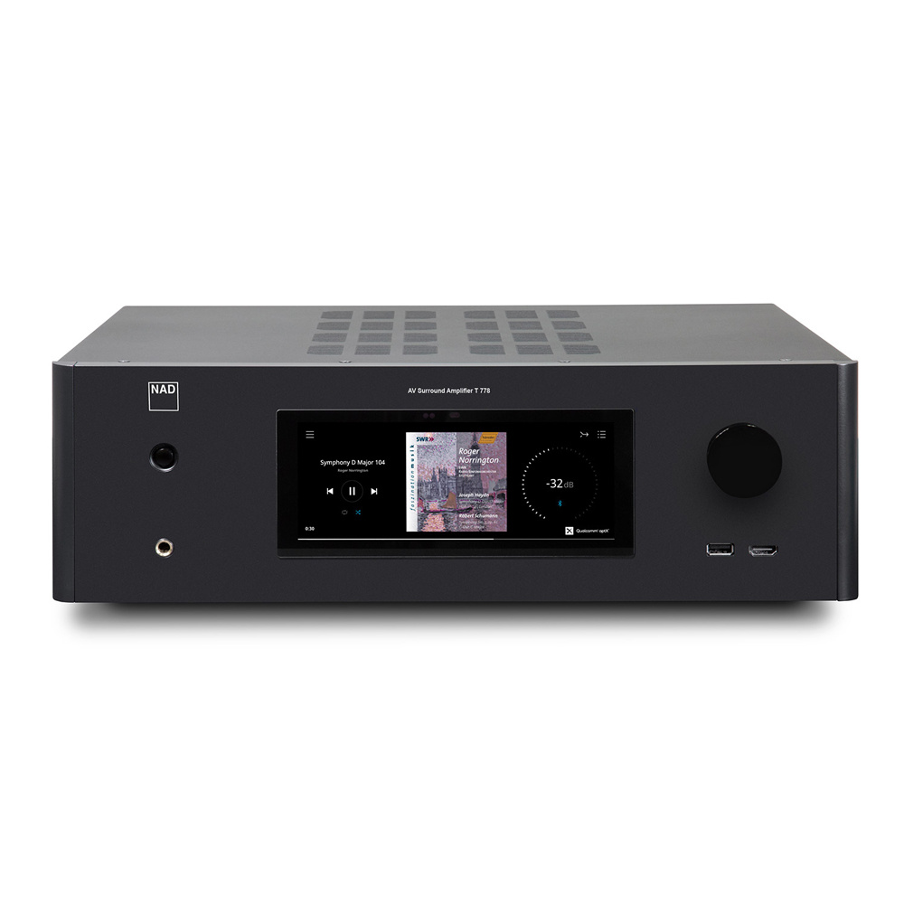 NAD  T 778 A/V Surround Sound Receiver