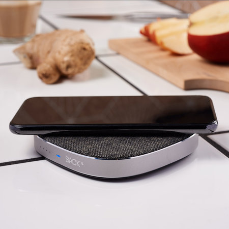 SACKit CHARGEit Wireless Charger & Powerbank