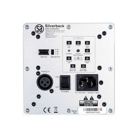 System Audio SA Legend 7 Silverback (per stuk)