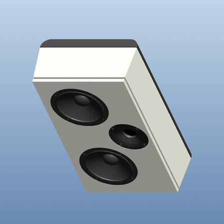 System Audio SA Legend 7 Silverback (per piece)