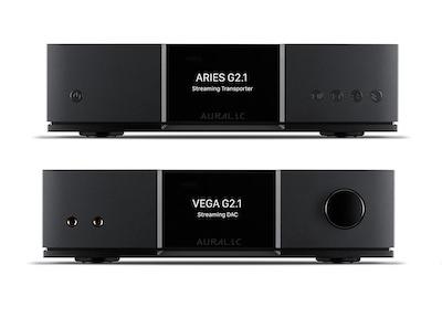 Nu leverbaar: De AURALiC Aries G2.1 & Vega G2.1