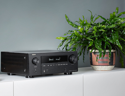 New from Denon: AVC-X3700H