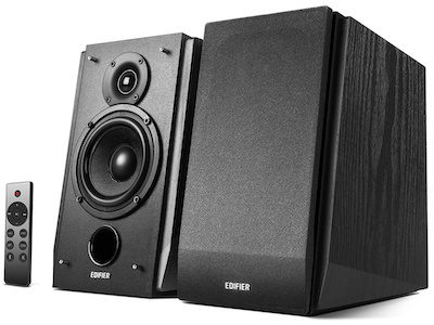 New: the active Edifier R1855DB 2-way speakers