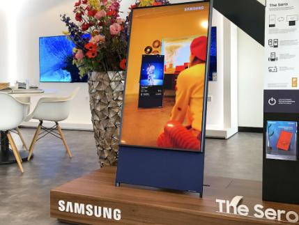Nu verkrijgbaar: Samsung The Sero