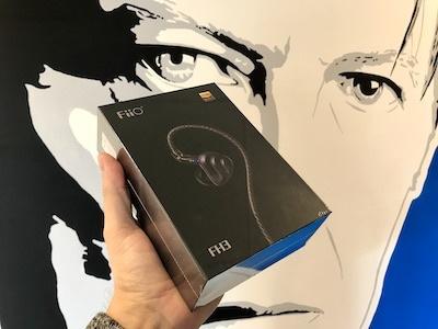 Nieuw binnen, de FH3 hybride In-Ear Monitors van FiiO