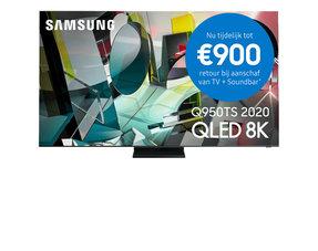 Samsung QLED TV & Soundbar CashBack