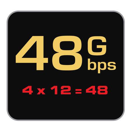 AudioQuest Cinnamon 48 HDMI