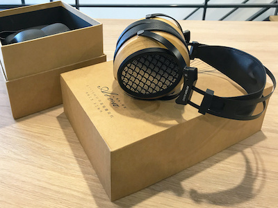 Nieuw binnen: Sendy Audio Aiva