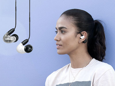 Now available: Shure Aonic headphones
