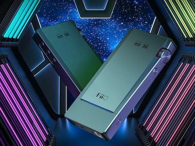 Nieuw: FiiO Q5s Type-C Bluetooth AMP/DAC