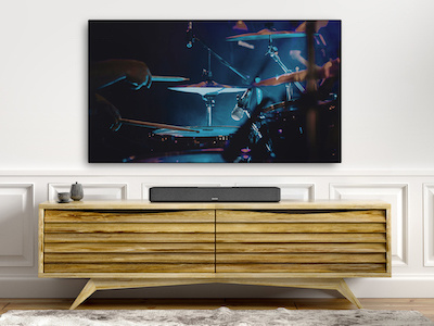 New: Denon Home 550 HEOS Soundbar