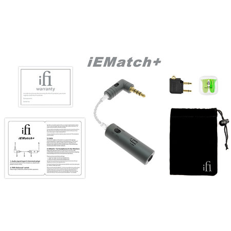 iFi Audio iEMatch+