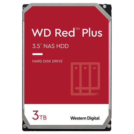 WD Red Plus WD30EFZX 3TB